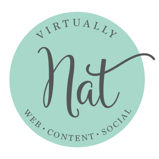 Virtually Nat | Web · Content · Social