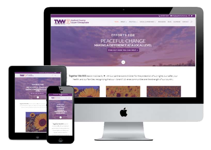 Together We Will: New Design & Redesign