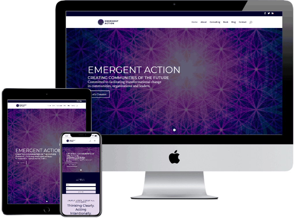 Emergent Action Website