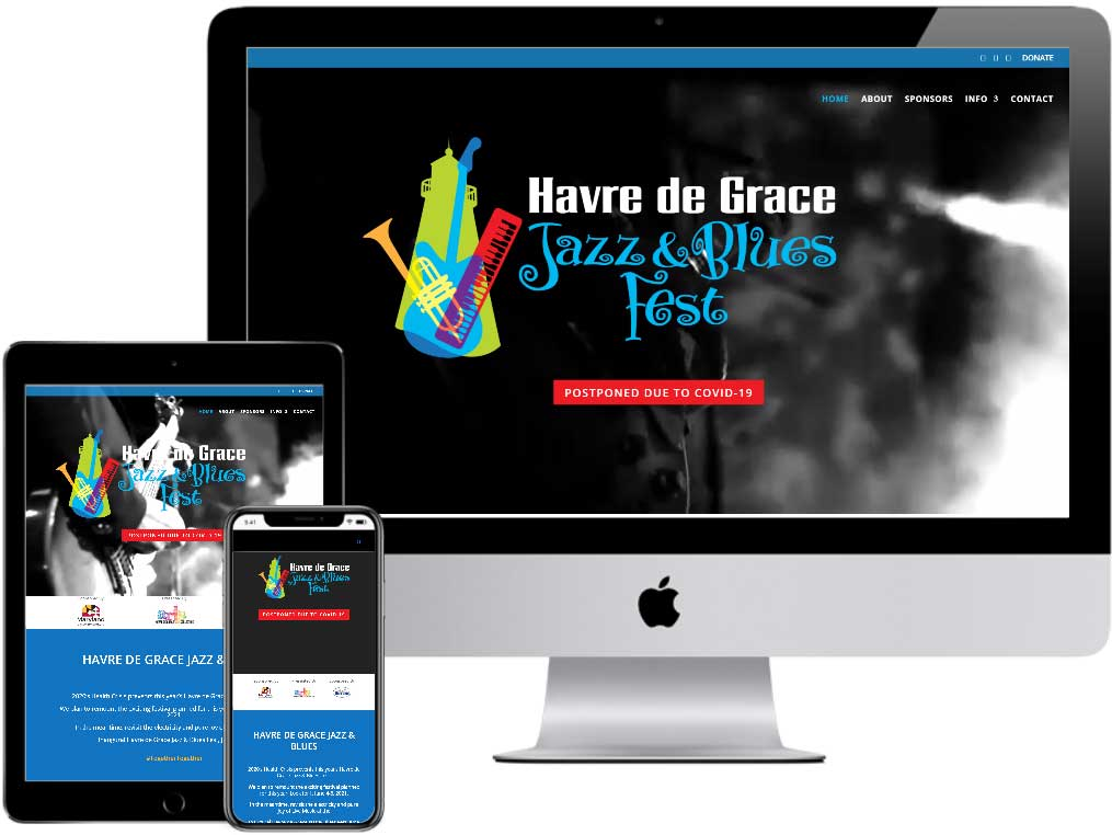 Havre DE Grace Jazz and Blues Website