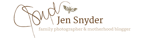 Jensnyder Photo Logo