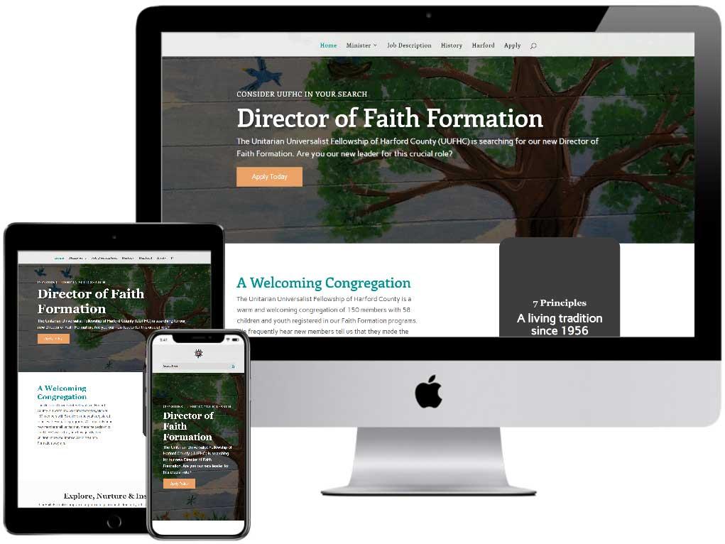 UUFHC Website