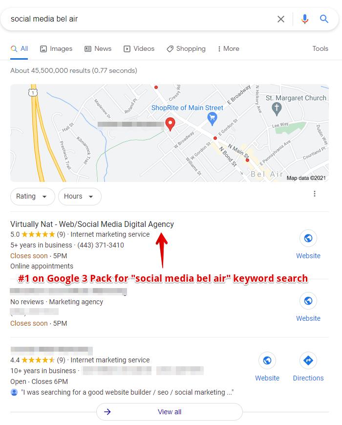 Virtually Nat Google 3 Pack