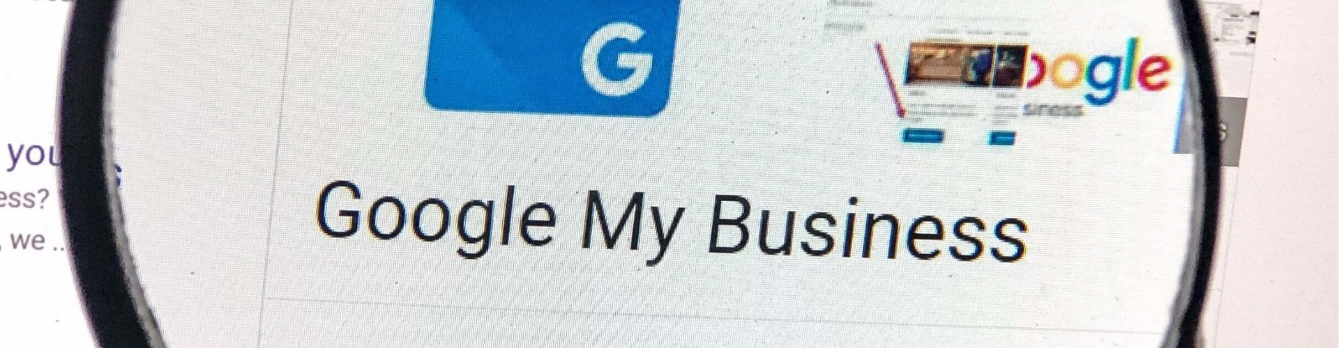 The Hidden Potential of Your Google My Business Listing